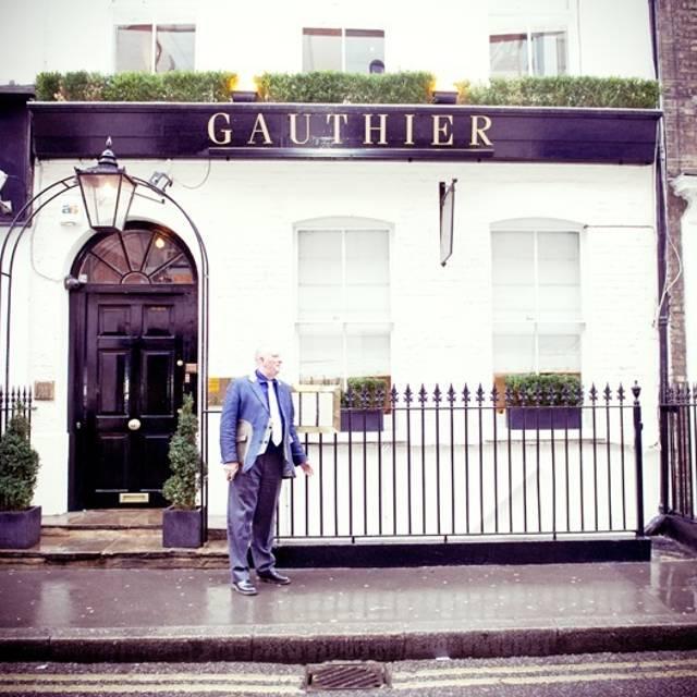 Gauthier Soho, London