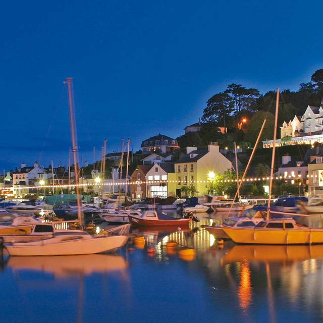 Salty Dog Bar & Bistro, St Aubins Village, Jersey