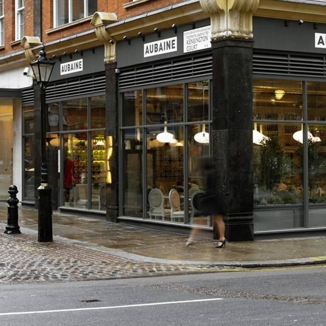 Aubaine High Street Kensington, London