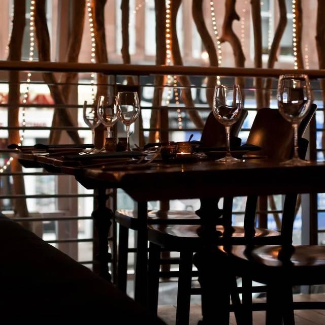 Number 16 Restaurant, Glasgow