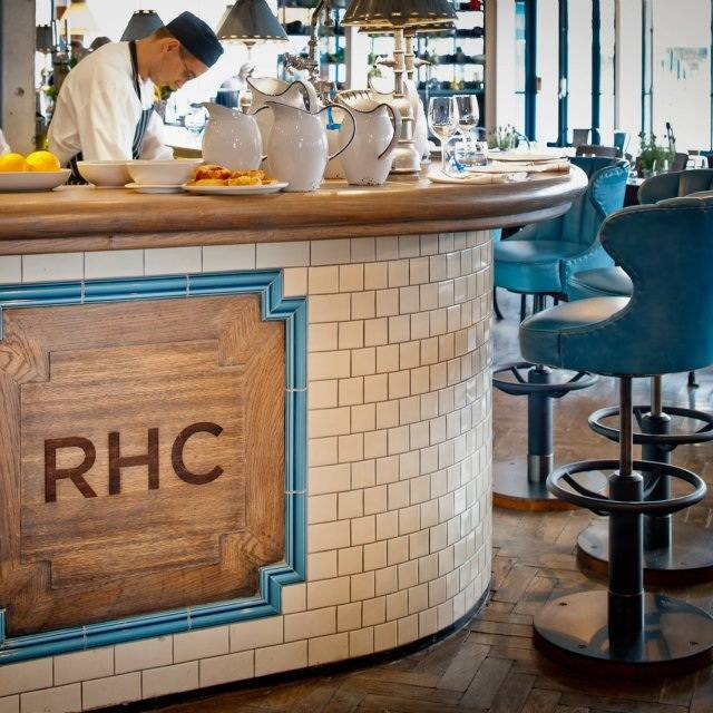 The Riding House Cafe, London