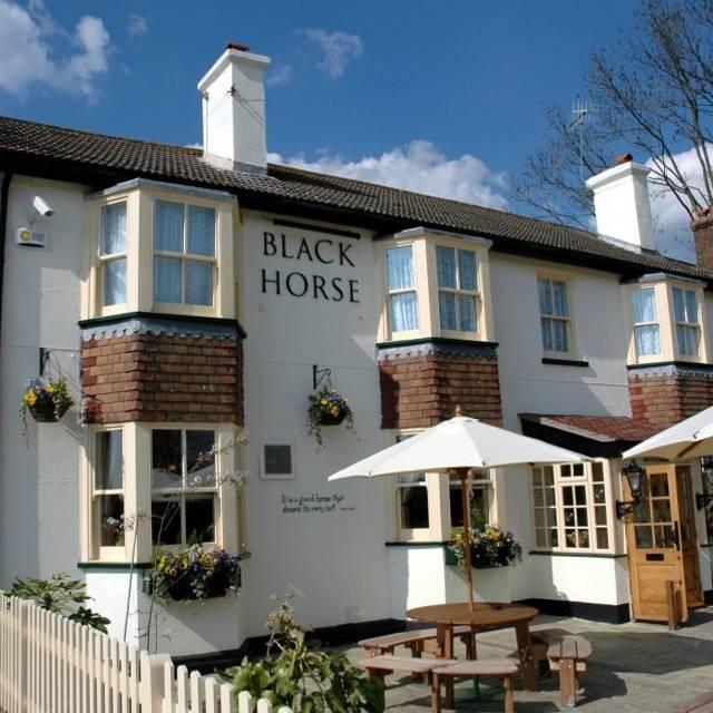 Black Horse - Hookwood, Hookwood, Surrey