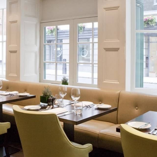 Chiswell Street Dining Rooms, London