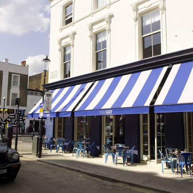 Pizza East - Portobello, London