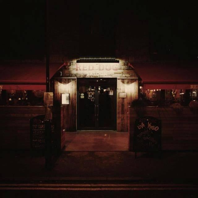 Red Dog Saloon Hoxton, London