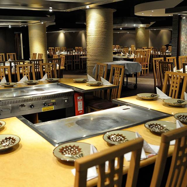 Benihana Piccadilly London Opentable