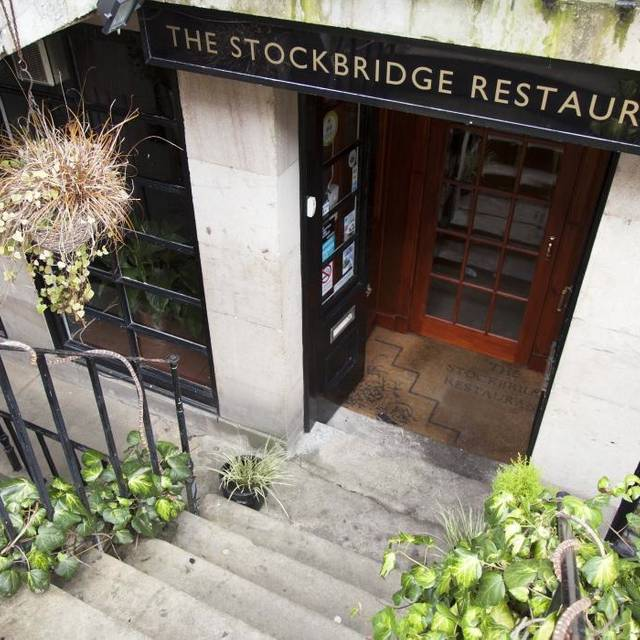The Stockbridge Restaurant, Edinburgh