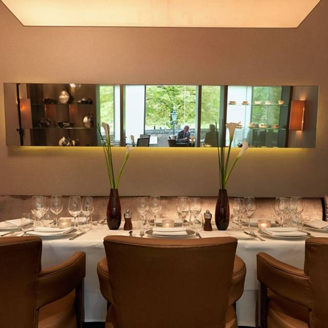 Park Terrace Restaurant, London