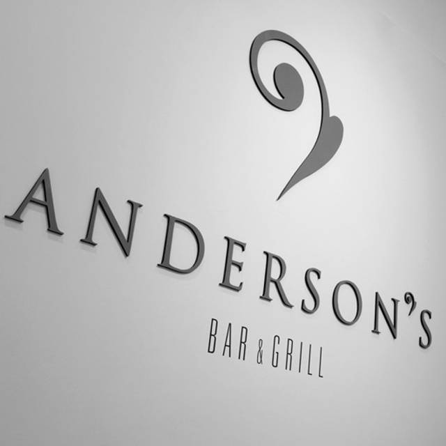 Anderson's Bar & Grill, Birmingham, West Midlands