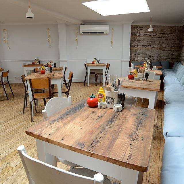 Ben's Canteen, London