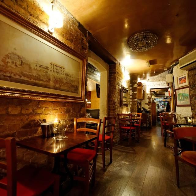 Le Garrick - Covent Garden, London