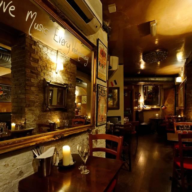 Le garrick restaurant