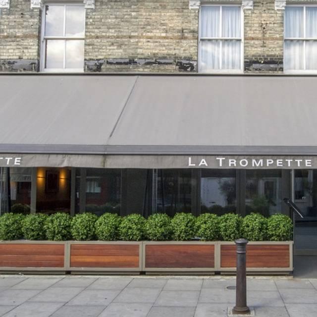 La Trompette, London