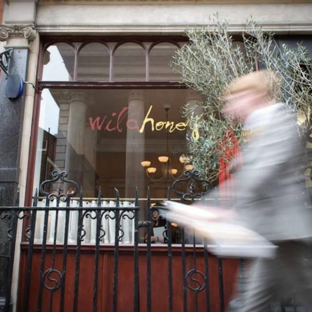 Wild Honey, London