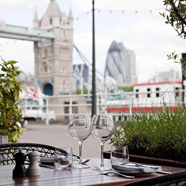 Cantina del Ponte, London
