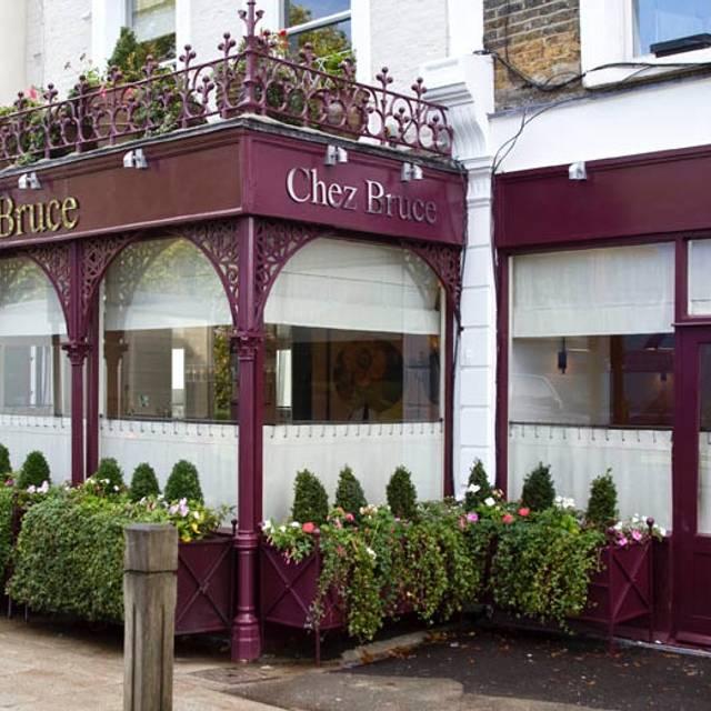 Chez Bruce, London