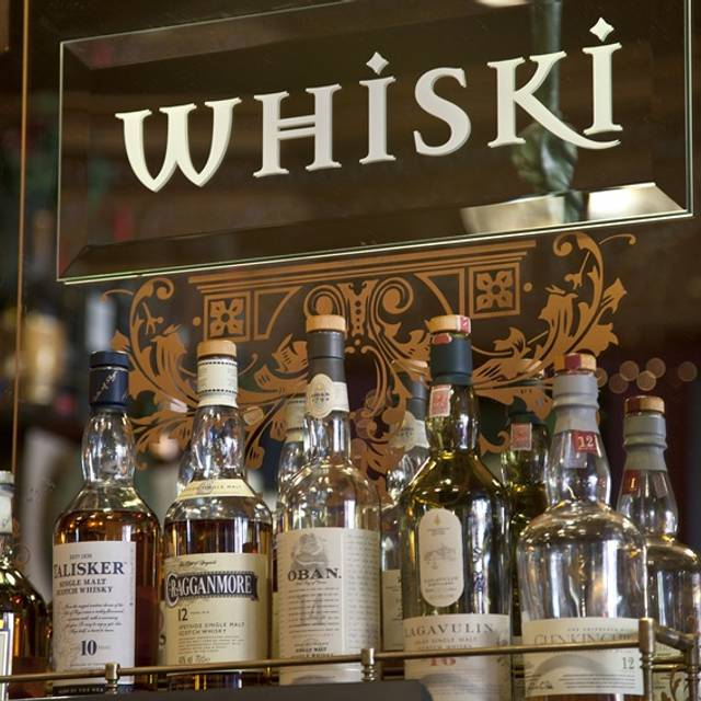 WHISKI ROOMS, Edinburgh
