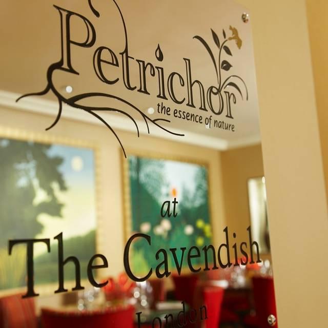 Petrichor at The Cavendish London, London