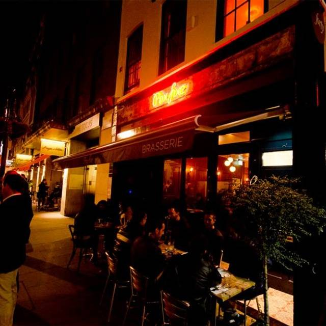 Prix Fixe Brasserie, London