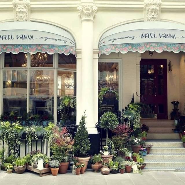 Mari Vanna, London