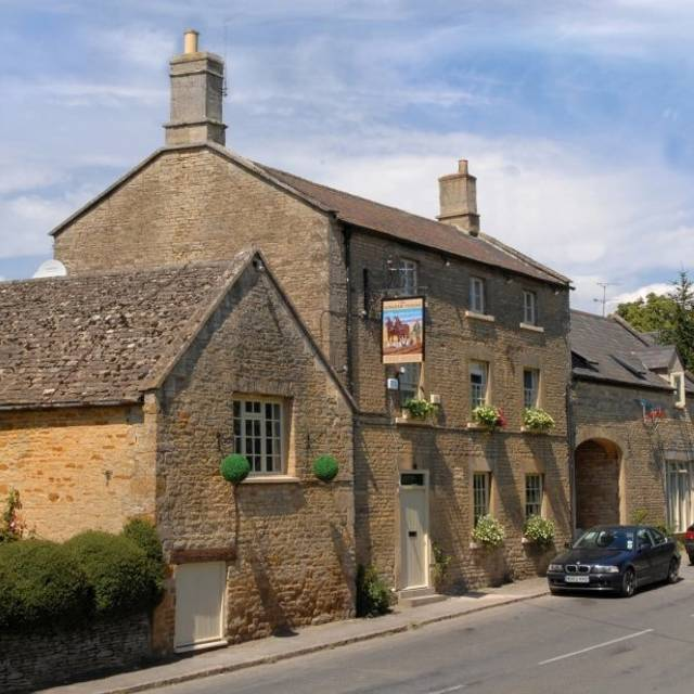 The Kingham Plough, Chipping Norton, Oxfordshire