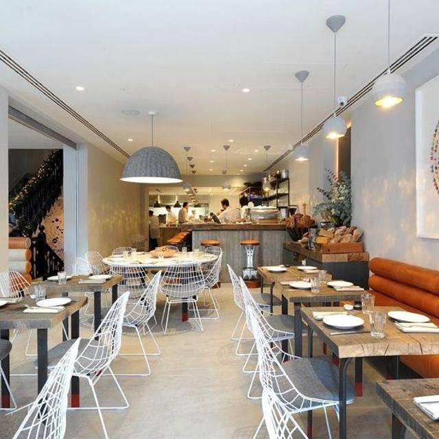 GAIL's Kitchen, London