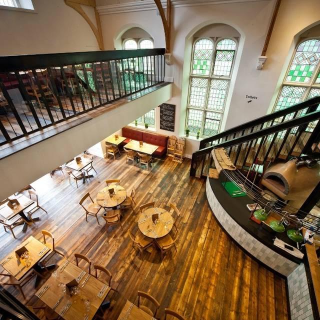 River Cottage Canteen - Bristol, Bristol