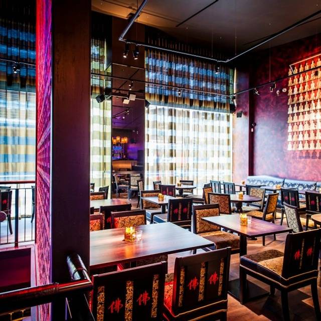 Buddha Bar Restaurant London, London