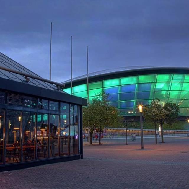 Clydebuilt Bar Kitchen Glasgow