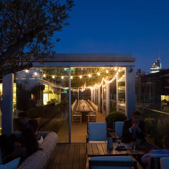Boundary Rooftop, London