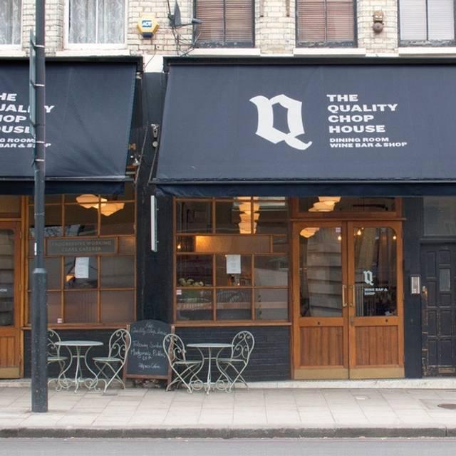 The Quality Chop House, London