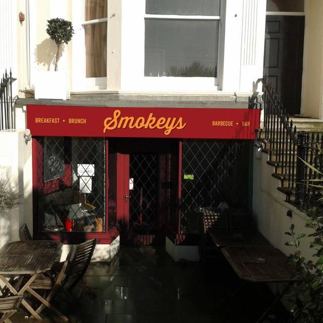 Smokeys Brighton, Brighton, East Sussex