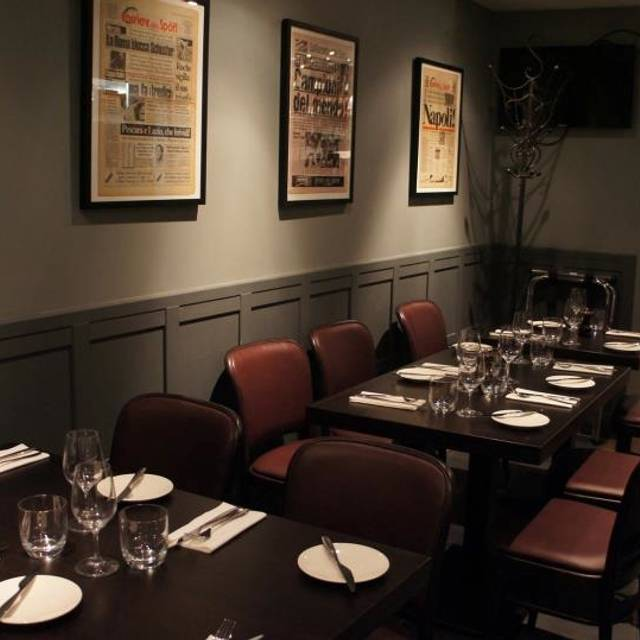 Luciano's Ristorante, London