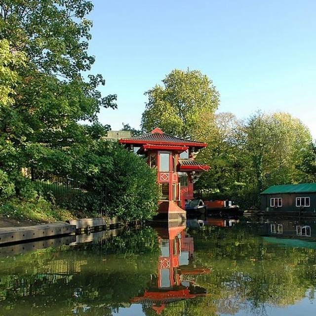 Feng Shang Princess Floating Restaurant, London