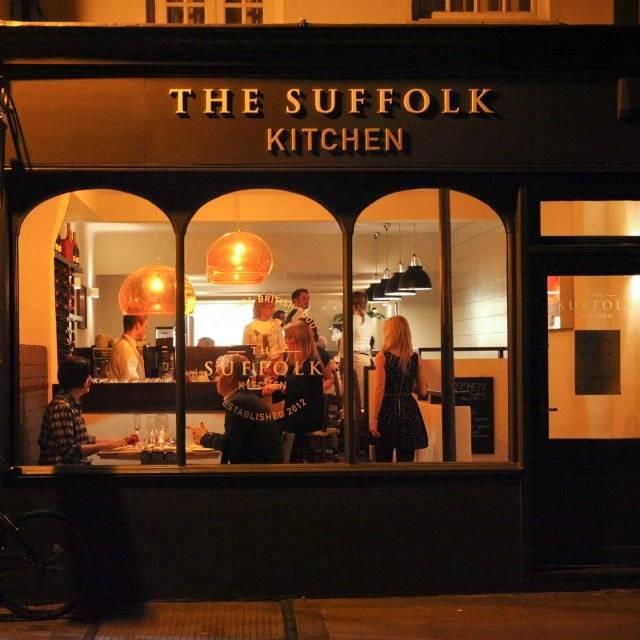 The Suffolk Kitchen, Cheltenham, Gloucestershire