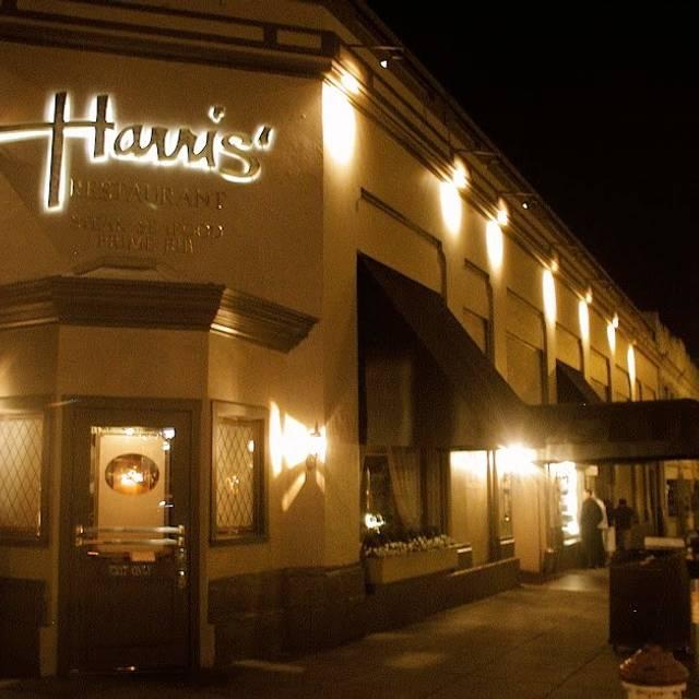 Harris', San Francisco, CA