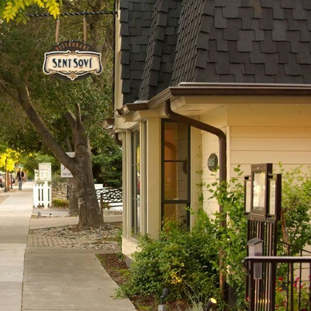 Sent Sovi, Saratoga, CA