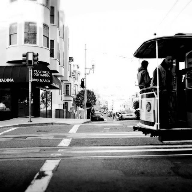 Trattoria Contadina, San Francisco, CA