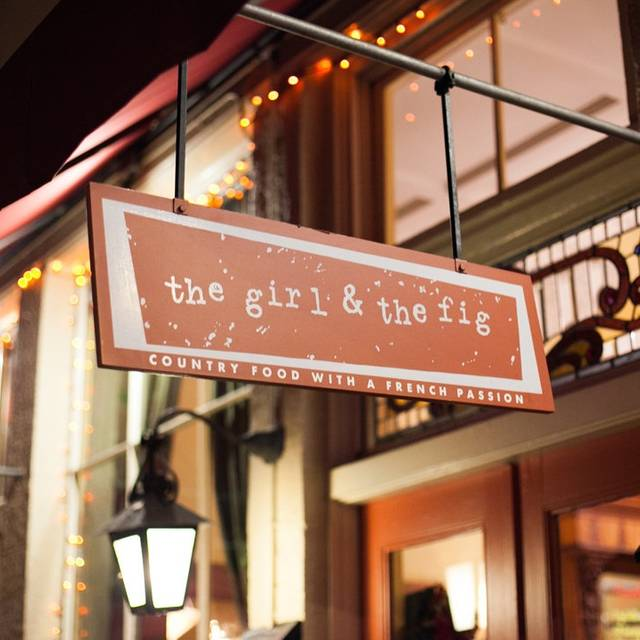 the girl & the fig - Sonoma, Sonoma, CA