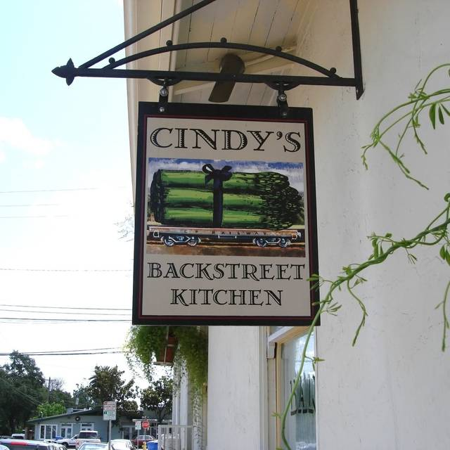 Cindy's Backstreet Kitchen, St. Helena, CA