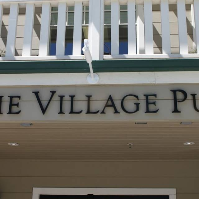 The Village Pub, Woodside, CA