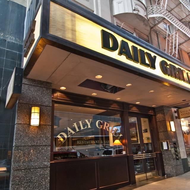 Daily Grill - San Francisco, San Francisco, CA
