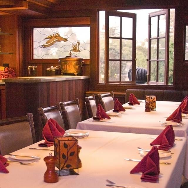 Shadowbrook Restaurant Capitola, Capitola, CA