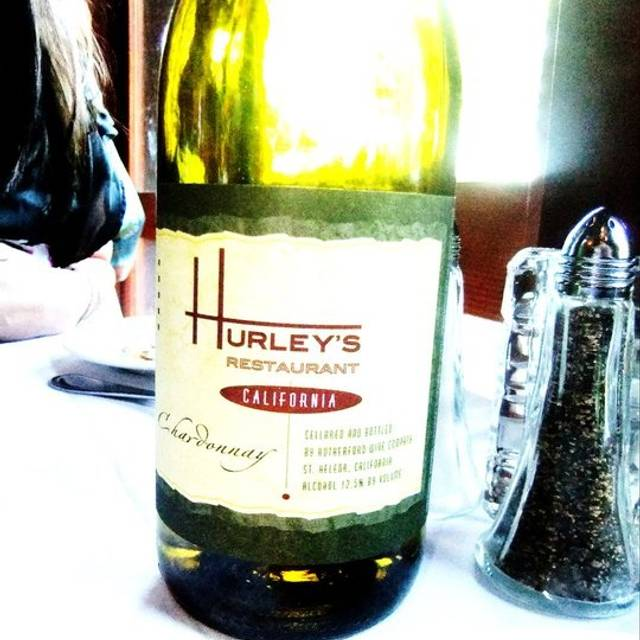 Hurley's Restaurant and Bar, Yountville, CA