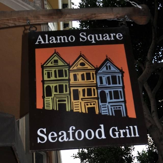Alamo Square Seafood Grill, San Francisco, CA