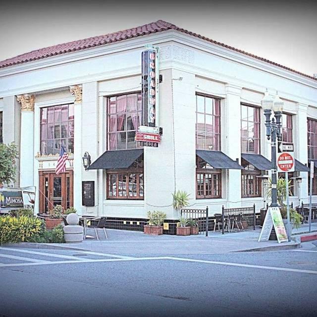 Broadway Grill, Burlingame, CA