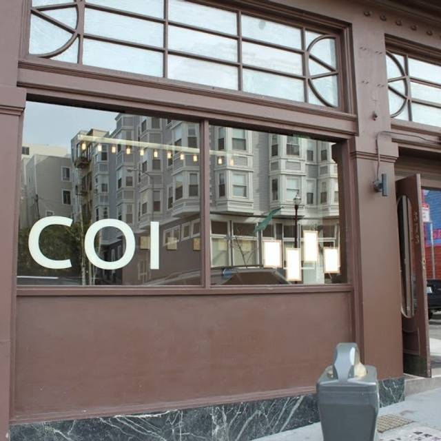 Coi, San Francisco, CA