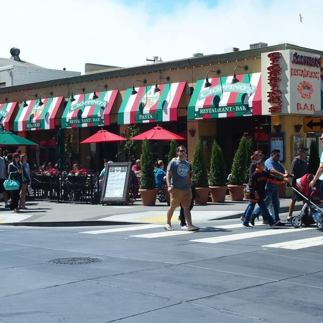 Cioppino's, San Francisco, CA