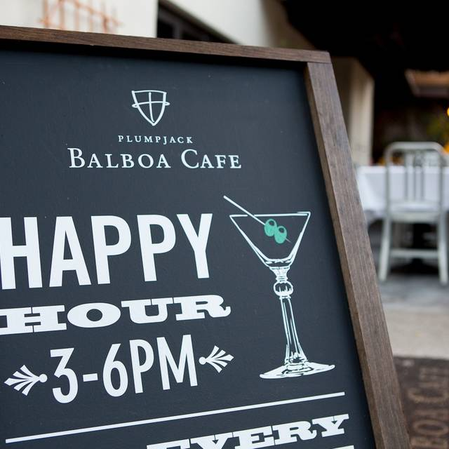 Balboa Cafe - Mill Valley, Mill Valley, CA