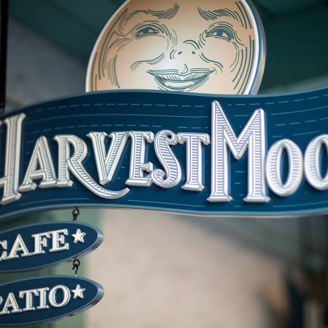 Harvest Moon Cafe, Sonoma, CA